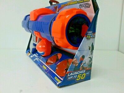 NEW NERF STOMPER Dog Toy Tennis Ball Outdoor Launcher