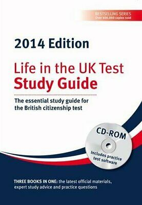 Life in the UK Test: Study Guide & CD ROM: The Essential Study Guide for the .