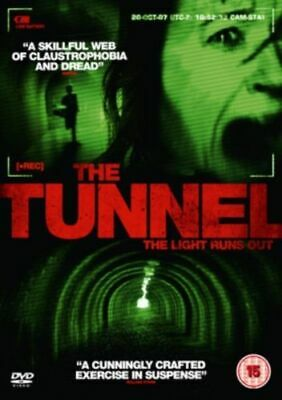 The Tunnel (DVD, 2012) Gift Idea Horror Scary Movie NEW