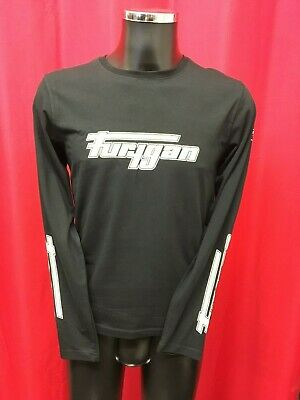 Furygan motorcycle apparel mens long sleeve tee shirt T-Shirt size Small