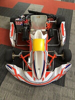 TONY KART EXPRIT 2019 RACER 401s CHASSIS WITH JUNIOR MAX EVO ENGINE / OTK / EVO