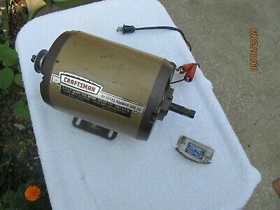 Peachy Craftsman 6 1 3 H P 3450 Rpm Bench Grinder 319 211260 Ibusinesslaw Wood Chair Design Ideas Ibusinesslaworg