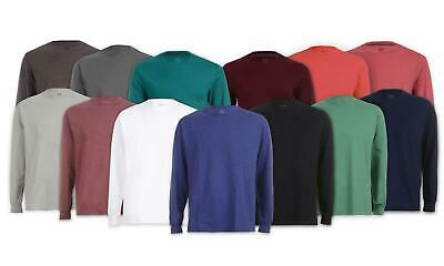 Fruit Of The Loom Long Sleeve Tees Assorted Colors (6 Pack)
