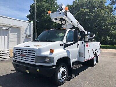Bucket/Boom Trucks, Commercial Trucks, Other Vehicles