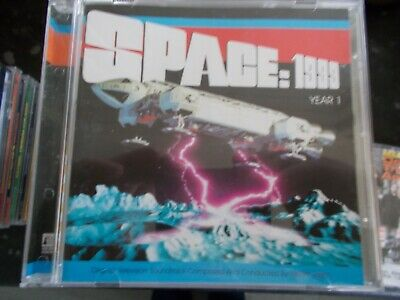 Barry Gray - Space: 1999 Year 1 (1975) - 2004 Silva Screen Remastered Cd