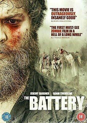 The Battery DVD NEW Zombie Classic Movie Gift Idea Horror Scary
