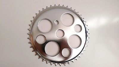 Lucky 7 Sprocket 44t 1//2 X 3//32 Chrome  bicycle  Sprocket 137810