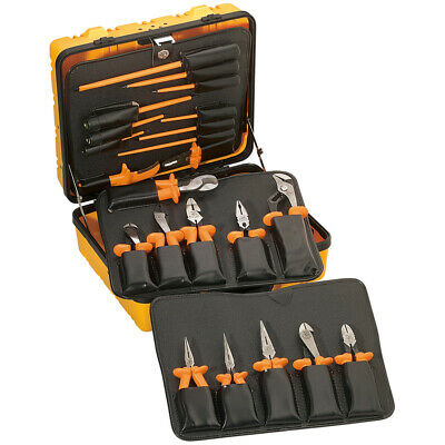 Klein Tools 33527 General Purpose Insulated Tool Kit 22-Piece