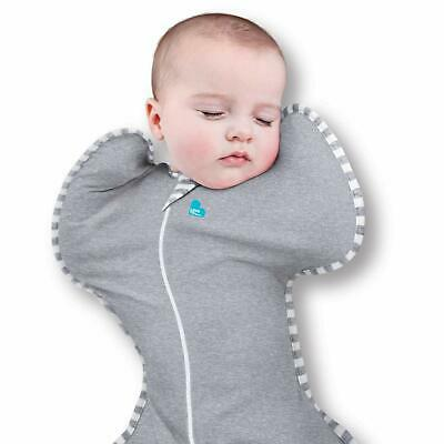 Roll over image to zoom in Love To Dream Swaddle UP, Gray, Small, 7-13 lbs