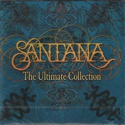 Santana - The Ultimate Collection - 2CD