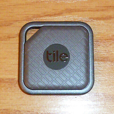 Tile Sport Pro Series, Graphite == Model: T4002 == NEW == Bluetooth Tracker