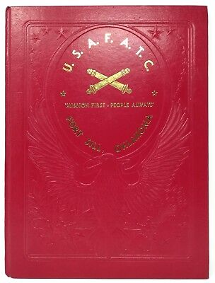 US Army Field Artillery Training Center, Ft Sill OK, Yearbook Battery D133, 1995