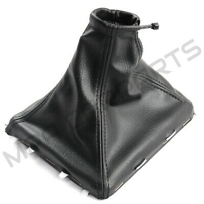 Black Gear Stick Gaiter Cover For Opel Vectra C