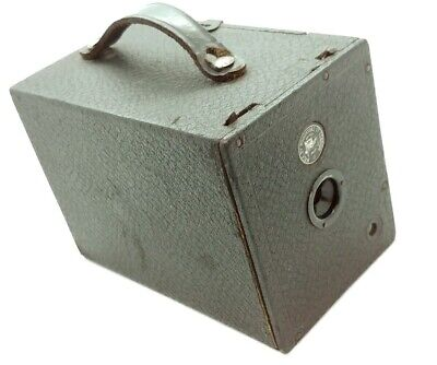 Vintage RARE Ensign Box Camera Made by Houghtons London