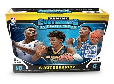 2019-20 PANINI CONTENDERS DRAFT PICKS Basketball Cards - Pick Your Cards