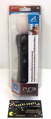 Playstation 3 PS3 Sony Official Move Motion Controller BRAND NEW Factory Sealed