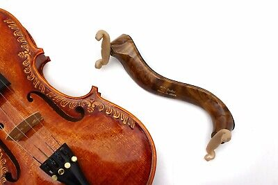 Yinfente 3/4 4/4 Birdeye maple Violin Shoulder Rest Adjustable violin parts