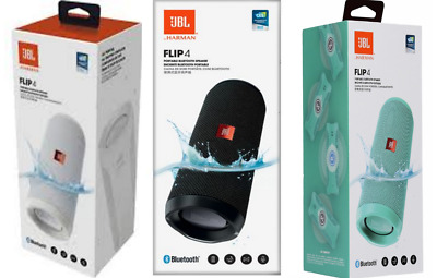 New JBL Flip 4 Waterproof Bluetooth Wireless Portable Stereo Speaker Pick Color