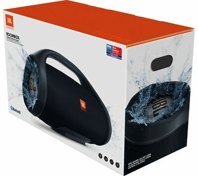 JBL Boombox Portable Bluetooth Speaker - Black - *BRAND NEW* - *FACTORY SEALED*