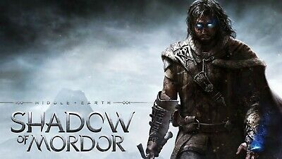 [PC, Steam Download Key] Middle-earth: Shadow of Mordor