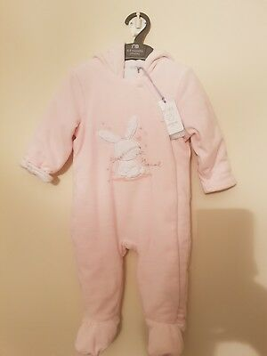 Mothercare 6-9 months 20lbs 9kg Layette Beautiful PINK BNWT