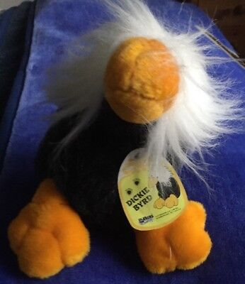 Brand New!!! - Playmakers- Dickie Byrd - Cuddly Toy
