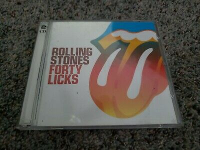 Rolling Stones - Forty Licks - Rolling Stones CD very good condition