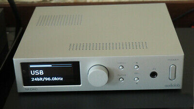 Audiolab M-DAC, Dac Convertitore digitale
