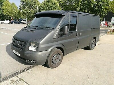 2011 ford transit swb - camper conversion - workhorse - cheap modified day van