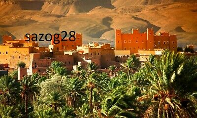 Digital Photo Picture Foto Wallpaper morocco Free Shipping Worldwide