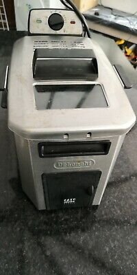 DeLonghi easy clean Deep Fat Fryer. Used couple of times