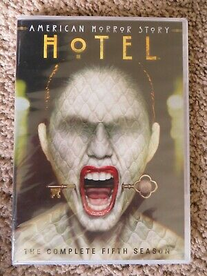 American Horror Story Hotel - The Complete Fifth Season (DVD) BRAND NEW!!