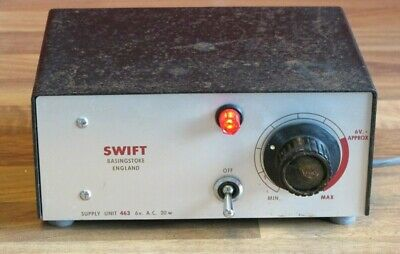 Swift 463 Variable Power Supply
