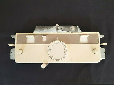 BROTHER KNITTING MACHINES RIBBER PARTS KR830 KR850 KR900 RACKING HANDLE ASSEMBLY