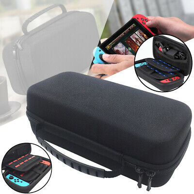 For Nintendo Switch Portable Storage Bag EVA Hard Carry Case Protective Cover