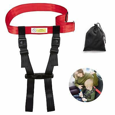 Cares Harness Airplane Kids Toddler Fly Safe Travel Safety Restraint System New