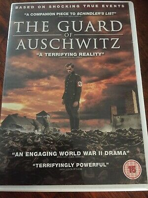 The Guard of Auschwitz - Based On Shocking True Events DVD - Free UK Postage