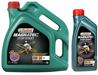 Castrol Magnatec Stop-Start 0w30 C2 Fully Synthetic Engine Oil