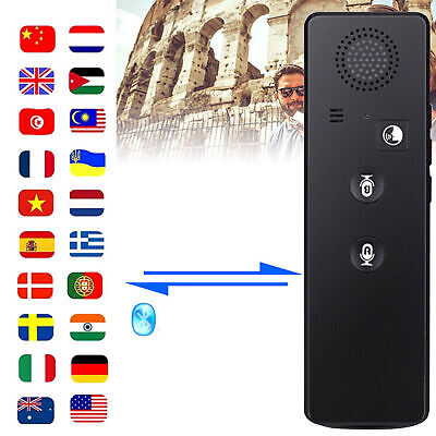 Traductora MUAMA Enence Smart Instant Real Time Voice Translator T3