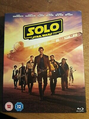 Solo: A Star Wars Story Blu-ray (2018)