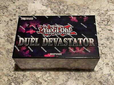Yugioh Duel Devastator Box Factory Sealed English! PRESALE Ships TODAY!!