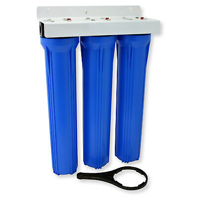 Naturewater NW-BRK03 3 Stages Water Filter 20Inch - 508mm 5µ Sediment Filter