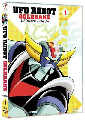 Ufo Robot Goldrake Sp.edition Vol. 1  Dvd Anime