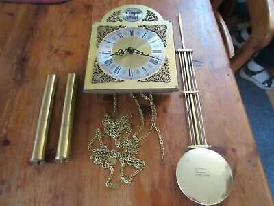 VINTAGE FRANZ HERMLE STRIKING  PROJECT.wall clock