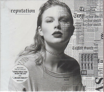 Taylor Swift CD NEW Reputation 843930033102 (15 Tracks) USA SELLER NOW SHIPPING!