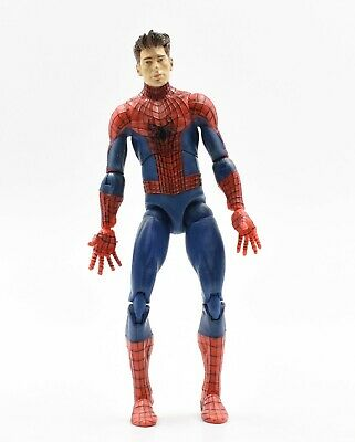 Marvel Select Disney Store - Unmasked Amazing Spider-Man Exclusive Action Figure