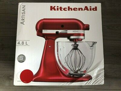 NEW LAST MODEL  KitchenAid 5KSM156BCA Artisan Stand Mixer with 4.8 Litres