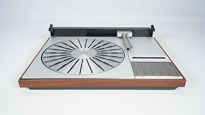 B&O Bang & Olufsen Beogram 4002 Turntable Record Player - MMC 6000 Cartridge
