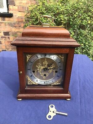Bracket/Mantle Clock, Franz Hermle Movement, Westminster Chimes