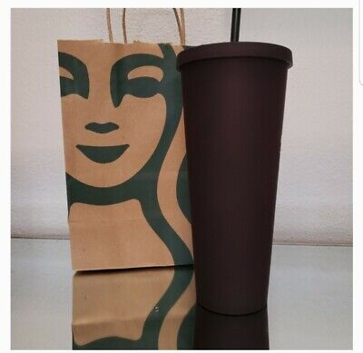 STARBUCKS MATTE PURPLE TUMBLER. LIMITED EDITION. Sold out in stores. 24OZ